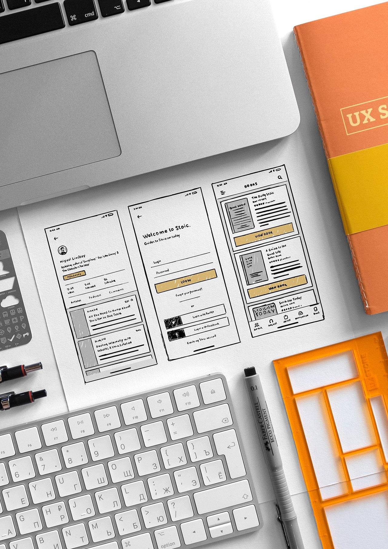 web designer ideas